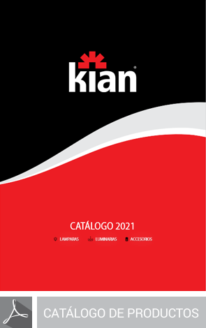 catalogo download online led lampara kian